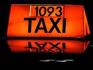taxi bagażowe