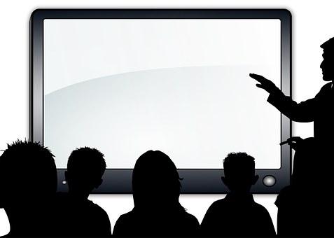 montaż tablicy interaktywnej