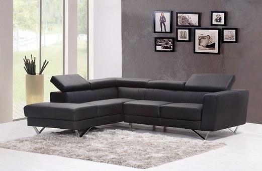 duża kanapa