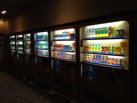 automat vendingowy
