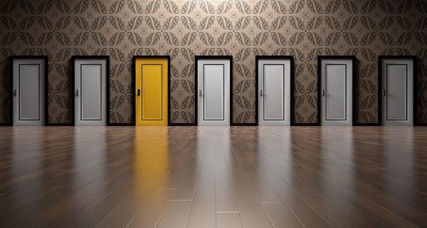 popularne drzwi - dąb sonoma