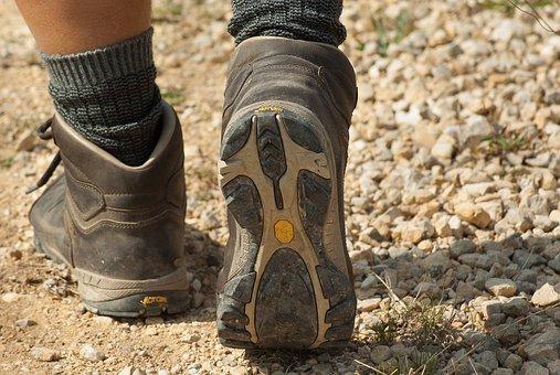 przyczepne obuwie w góry na lato