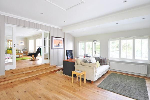 tarkett - podłogi drewniane do domu