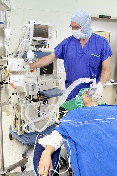 medyczny kardiomonitor transportowy